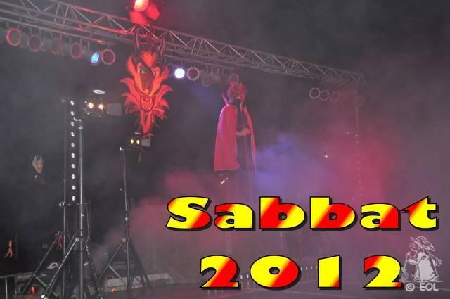 Photos du sabbat 2012