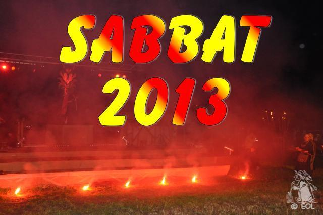 Photos du sabbat 2013